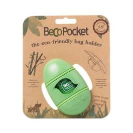 Pocket Poop Bag Holder, Green