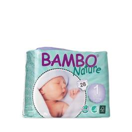 Baby Diapers, Size 1 (Fits 4-9 lbs)