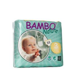 Baby Diapers, Size 3 (Fits 11-20 lbs)