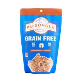 Cinnamon Blueberry Grain Free Granola