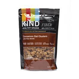 Cinnamon Oat Granola Clusters