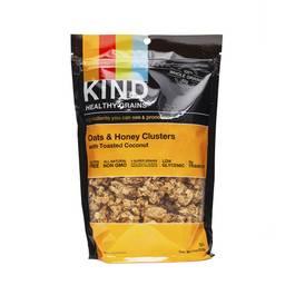 Oats & Honey Granola Clusters