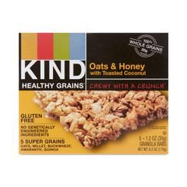 Oats & Honey with Coconut Granola Bars