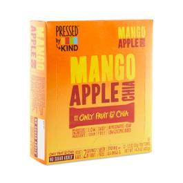 Mango Apple Chia Pressed Bars
