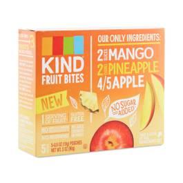 Mango Pineapple Apple Fruit Bites