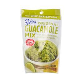 Original Guacamole Mix With Tangy Tomatillo, Green Chile and Garlic