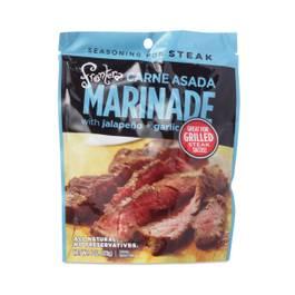 Carne Asada Marinade For Steak, With Jalapeño and Garlic