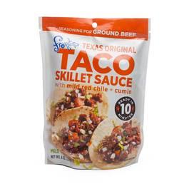Texas Original Taco Skillet Sauce