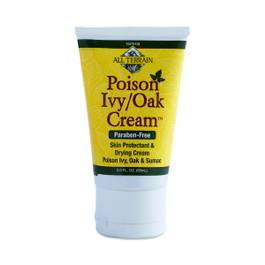 Aloe Gel Poison Ivy & Oak Cream