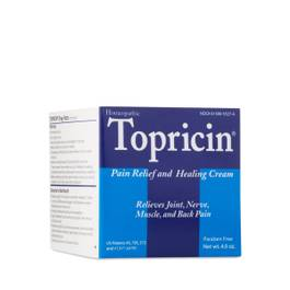 Topricin Pain Cream - Jar