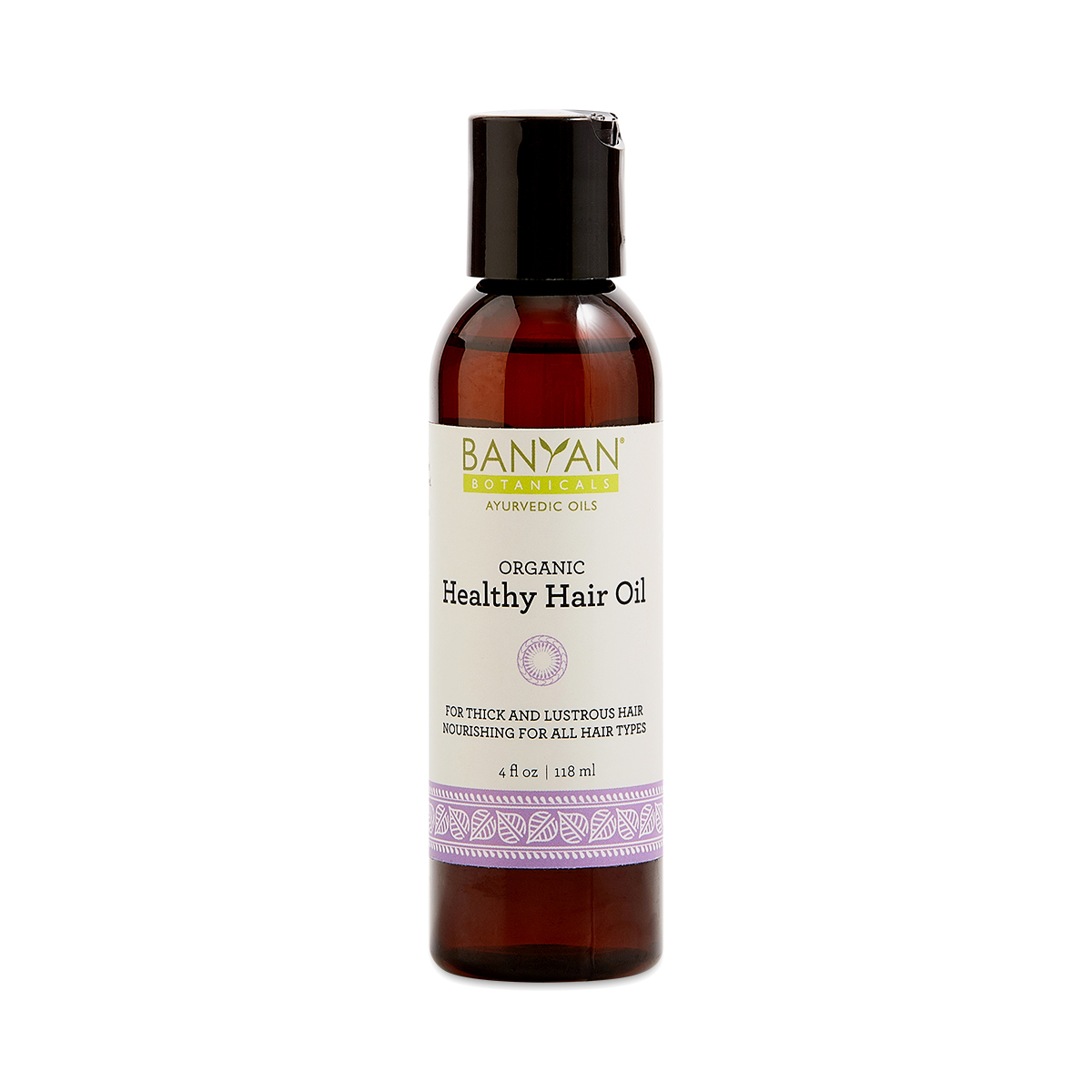 Banyan Botanicals Healthy Hair Oil Thrive Market