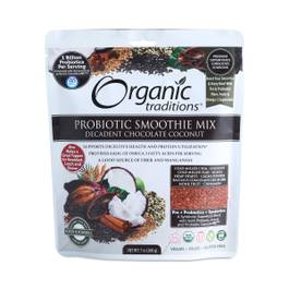 Probiotic Smoothie Mix, Chocolate Coconut