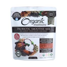 Probiotic Smoothie Mix, Chocolate Coconut