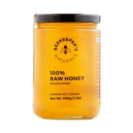 100% Raw Wildflower Honey
