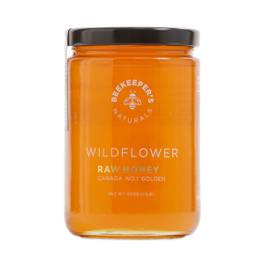 Wildflower Raw Honey