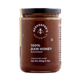 100% Raw Buckwheat Honey