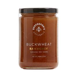 Buckwheat Raw Honey