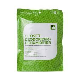 Closet Deodorizer + Dehumidifier