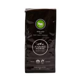 Kick Ass Whole Bean Coffee, Dark Roast