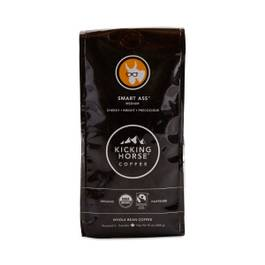 Smart Ass Whole Bean Coffee, Medium Roast