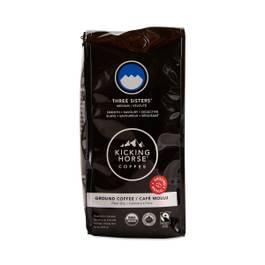 Three Sisters Ground Coffee, Medium Roast