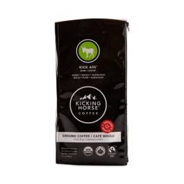 Kick Ass Ground Coffee, Dark Roast