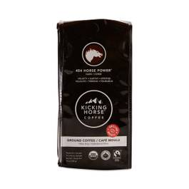 454 Horse Power Ground Coffee, Dark Roast