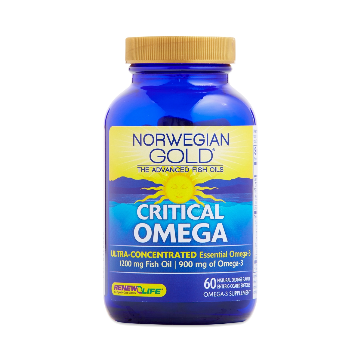Norwegian gold critical omega 3 fish oil dha thrive market malvernweather Image collections