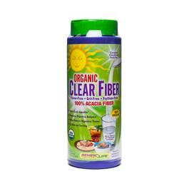 Organic Clear Fiber Acacia Fiber Powder