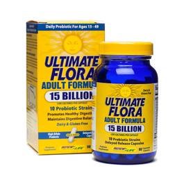Ultimate Flora Probiotic for Adults