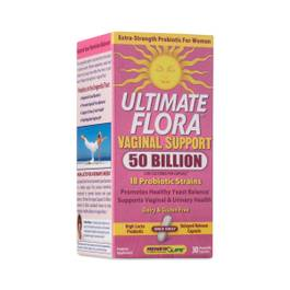 Ultimate Flora Vaginal Support Probiotics