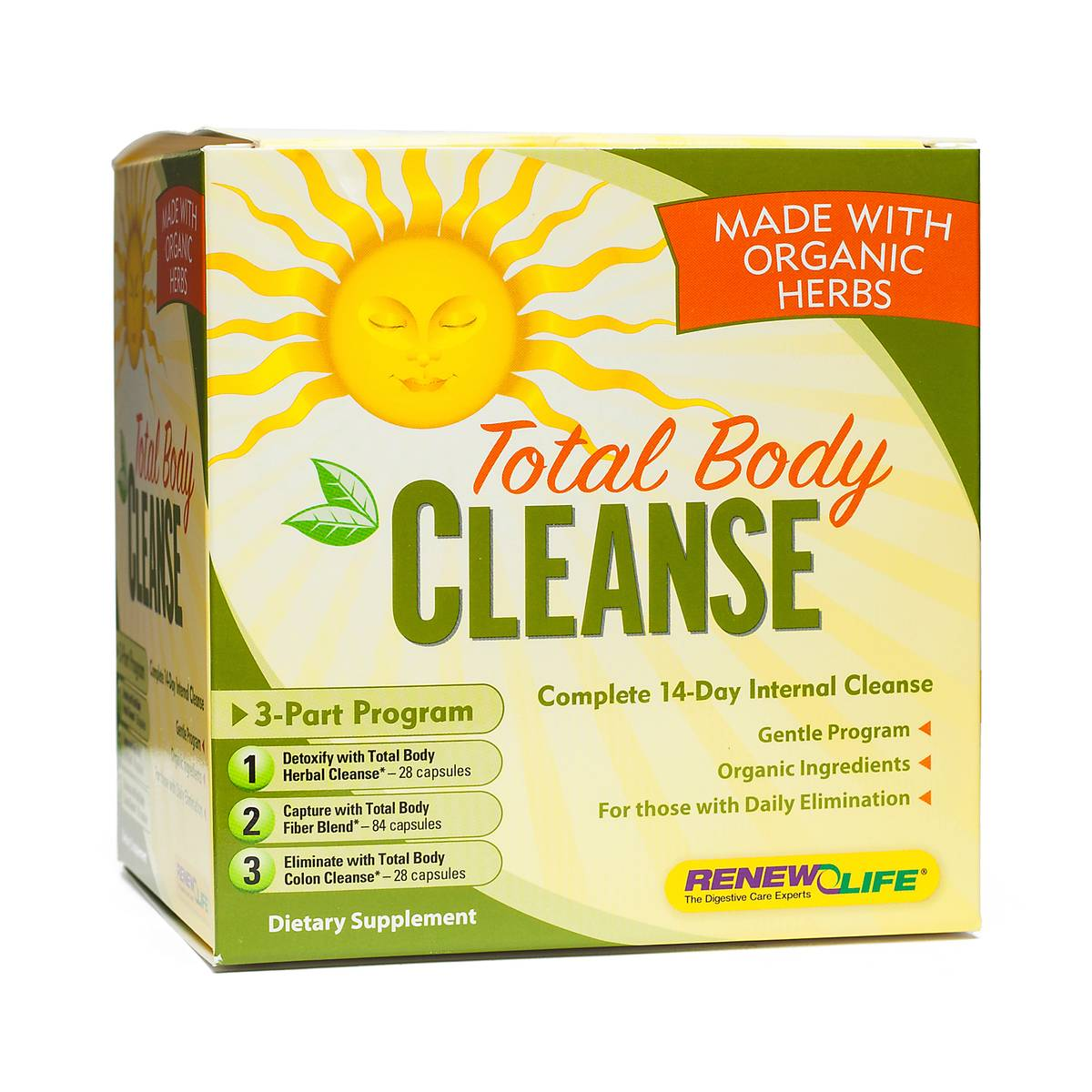 Whole Foods Herbal Cleanse Colon Support