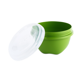 Round Food Storage Container, Large, Green