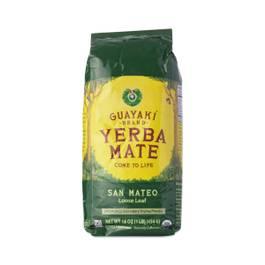 Fair Trade Organic San Mateo Loose Leaf Yerba Mate
