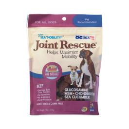 Joint Rescue Beef Jerky for Dogs