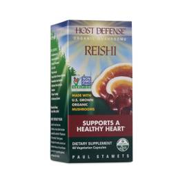 Reishi Mushroom Supplement