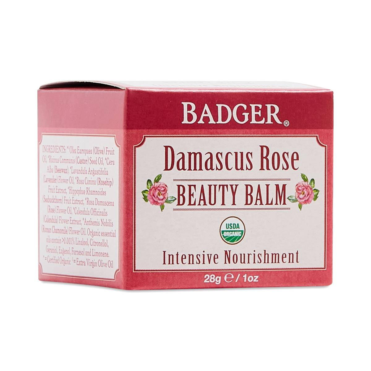 Damascus Rose Beauty Balm by badger #16