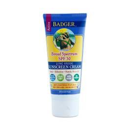 Sunscreen Cream, SPF 30 Lavender