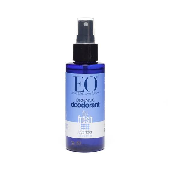 Organic Lavender Deodorant Spray