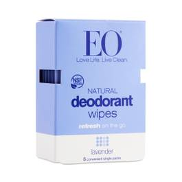 Lavender Deodorant Wipes