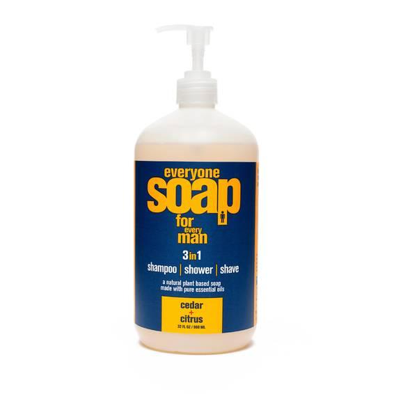 Soap for Men - Cedar & Citrus