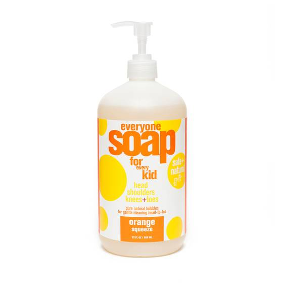 Soap for Kids - Orange Squeeze