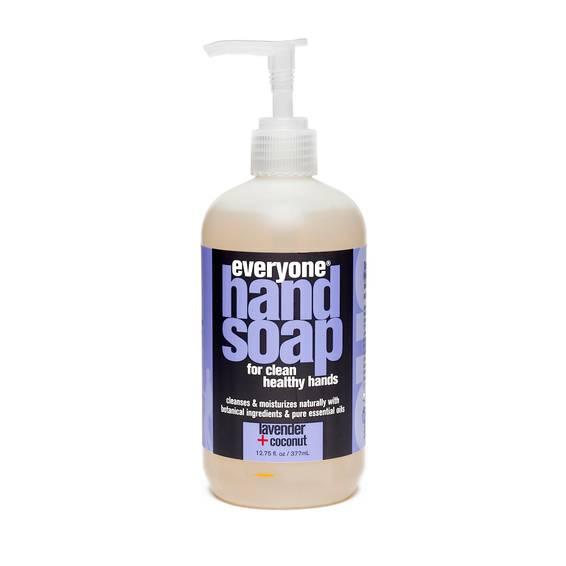Lavender Coconut Hand Soap
