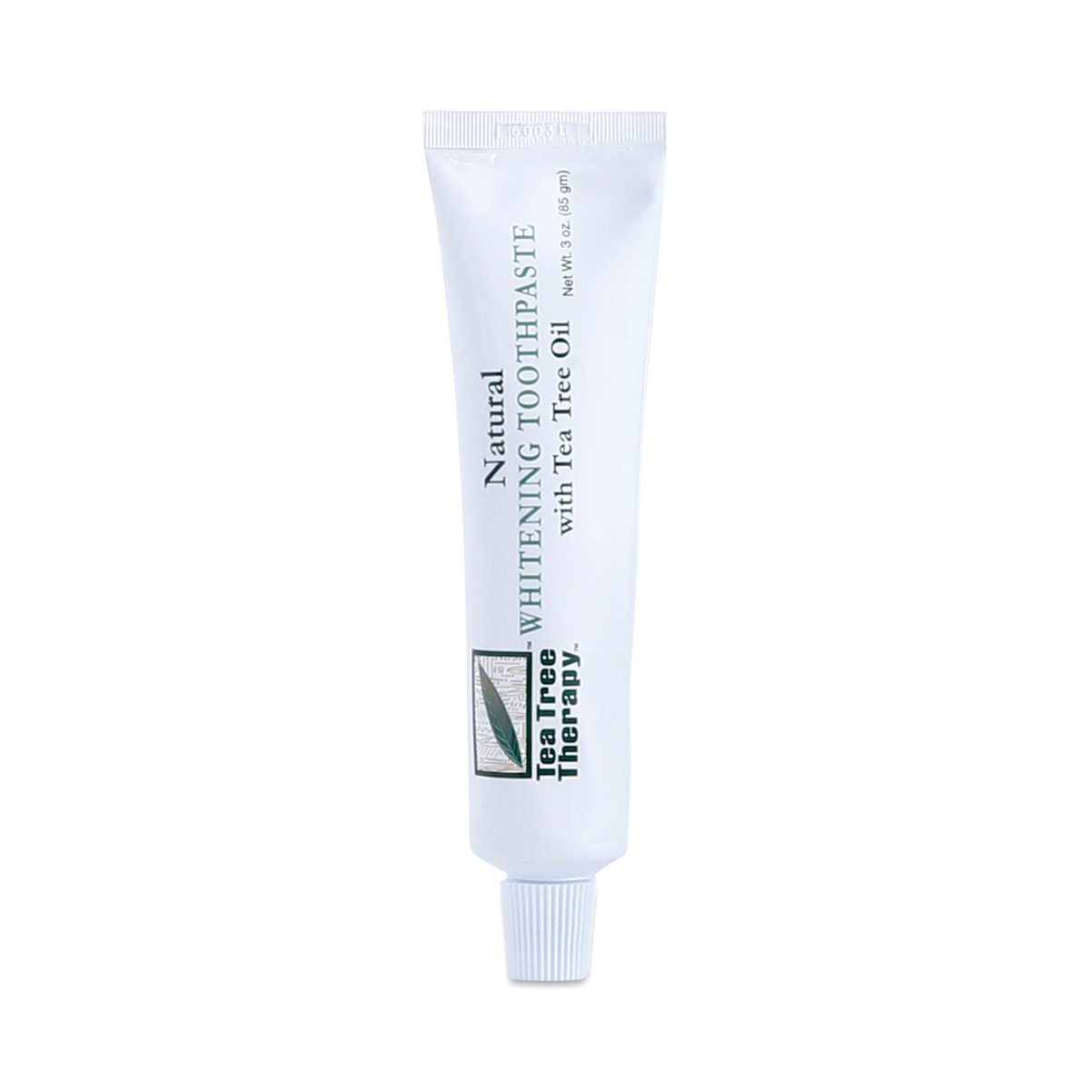 Whitening Toothpaste with Tea Tree Oil