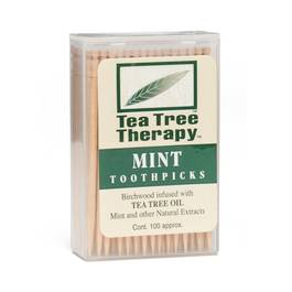 Mint Toothpicks