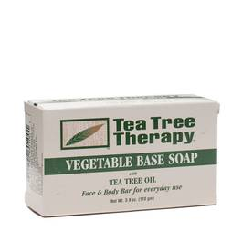 Tea Tree Vegetable Base Soap