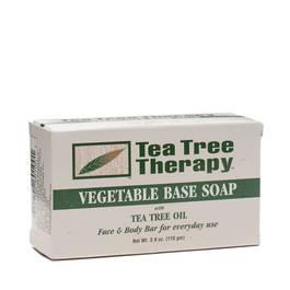 Tea Tree Vegetable Base Soap