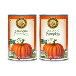 Organic Pumpkin (2-pack)