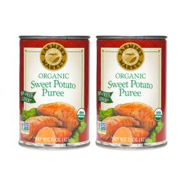 Organic Sweet Potato Puree (2-pack)