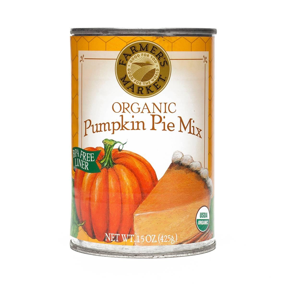 Whole Foods Pumpkin Pie Price